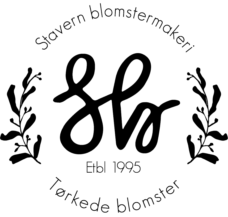 SB - Tørkede Blomster